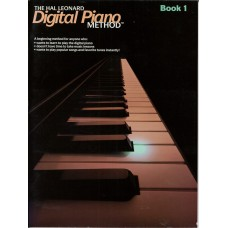 Digital Piano Method Book 1