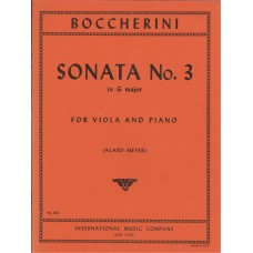 Boccherini Sonata no.3 in G Major
