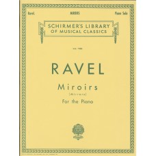 Ravel Miroirs for Piano