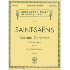 Saint-Saens 2nd Concerto in G minor Op.22
