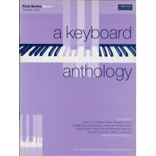 A Keyboard Anathology First Series Book 1