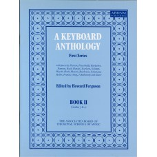 A Keyboard Anathology First Series Book 2