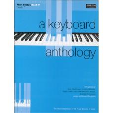 A Keyboard Anathology First Series Book 5