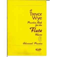 A Trevor Wye Practice Book for Flute Volume 6