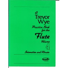 A Trevor Wye Practice Book for Flute Volume 4