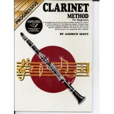 Progressive Clarinet Method for Beginners