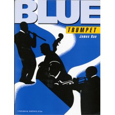 Blue Trumpet by James Rae
