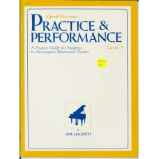 Alfred's Practice and Performance Level 3