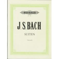 J.S. Bach Suiten for Cello