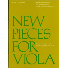 New Pieces for Viola Book 1