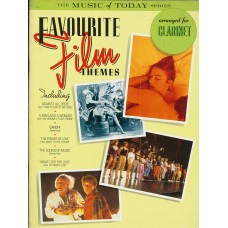 Favourite Film Themes for Clarinet