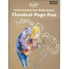 Classical Pops Fun for Clarinet/Ten. Sax.
