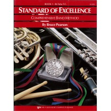 Standard of Excellence Book 1 for Tuba