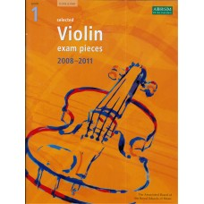 ABRSM Violin Exam Pieces Grade 1 (2008-11)