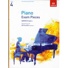 ABRSM Piano Exam Pieces Grade 4  (2013-14)