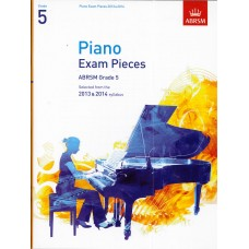 ABRSM Piano Exam Pieces Grade 5  (2013-14)