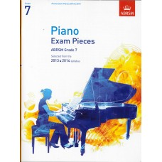 ABRSM Piano Exam Pieces Grade 7 (2013-14)
