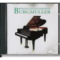 Burgmuller 25 Progressive Studies Op.100