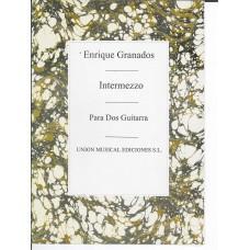 Enrique Granados Intermezzo