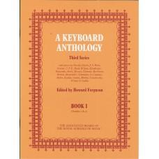 A Keyboard Anathology Third Series Book 1