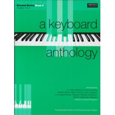 A Keyboard Anathology Second Series Book 2