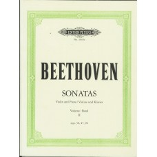 Beethoven Sonatas Vol 2 Op.30,47,96 for Violin
