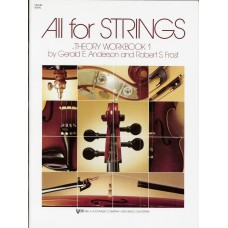 All for Strings Theory Workbook 1