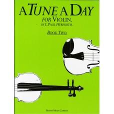 A Tune A Day for Violin Book 2
