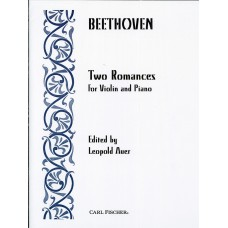 Beethoven Two Romances for Violin