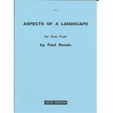 Aspects of a Landscape for Solo Flute