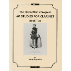 40 Studies for Clarinet
