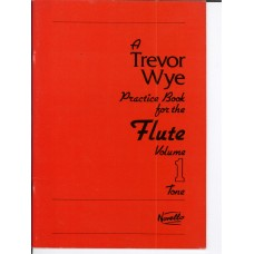A Trevor Wye Practice Book for Flute Volume 1