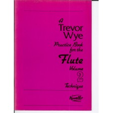 A Trevor Wye Practice Book for Flute Volume 2
