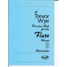 A Trevor Wye Practice Book for Flute Volume 3