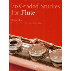 76 Graded Studies for Flute Book 1