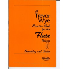 A Trevor Wye Practice Book for Flute Volume 5