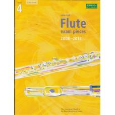 ABRSM Flute Exam Pieces Grade 4 (2008-13)