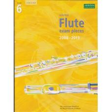 ABRSM Flute Exam Pieces Grade 6 (2008-13)