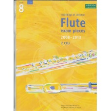 ABRSM Flute Exam Pieces Grade 8 (2008-13) 2 CD