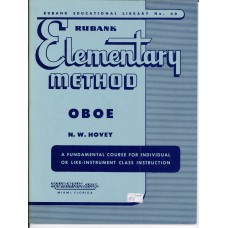 Rubank Elementary Method for Oboe