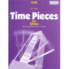 Time Pieces for Oboe Volume 1 (ABRSM)