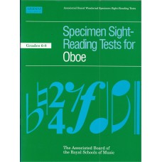 Specimen Sight Reading Tests for Oboe Grade 6-8