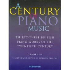 A Century of Piano Music (Grade 1-4)