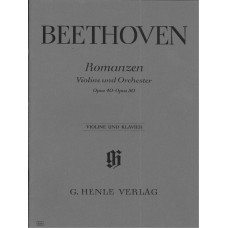 Beethoven Romanzen Op.40,50 for Violin