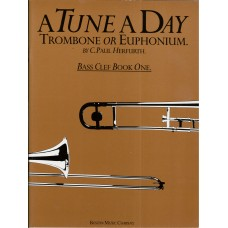 A Tune A Day for Trombone Bass Clef Book 1