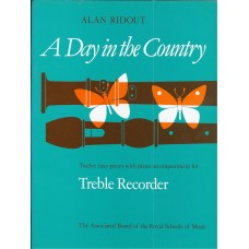 A Day in the Country for Treble Recorder