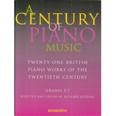 A Century of Piano Music (Grade 5-7)