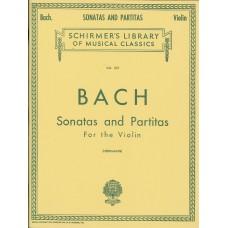 Bach Sonatas and Partitas for Violin