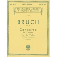 Bruch Op.26 Concerto in G Minor for Violin