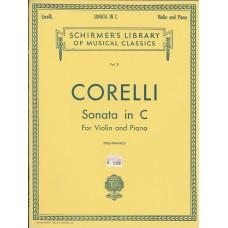 Corelli Sonata in C for Violin